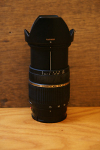 Tamron 28-75 f2.8 XR Di LD Aspherical A09 SONY A-Mount