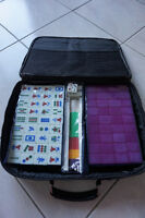 SELLING: NEW MAHJONG WITH CASE