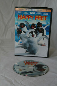 Happy Feet Movie - DVD ~great condition!