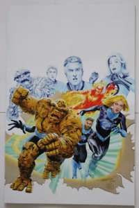 Fantastic Four #1 Virgin and classic limited to 800! comic book
