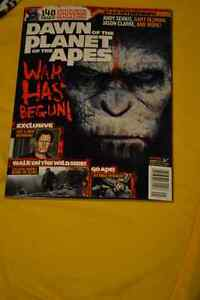 Dawn of the Planet of the Apes Movie Collector Magazine