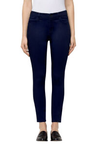 NEW j brand alana high rise cropped jeans in chime + 24