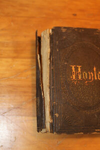 Old Hoyle's Game Book - 1845 London Ontario image 4