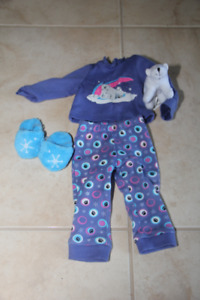 Maplea Doll Pajamas For Sale For 21 Inch Dolls