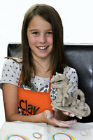 Kids Summer pottery  5 DAY camps