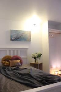 Furnished, utilities + wifi included, 3 BR in Kits and near UBC!