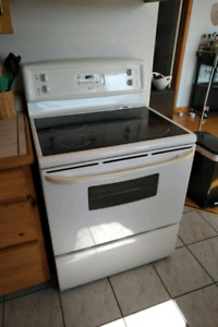Moving & Must Sell! Kenmore Electric Range