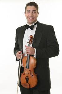 Violinist for lessons, weddings, parties and private functions St. John's Newfoundland image 2