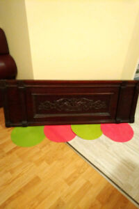 Antique Piano Front For*BED HEADBOARD Or WALL ART, TABLE TOP