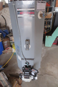 NEW PRICE! Oil Fired Hot Water Heater, 40 gal, by BROCK IB32-0