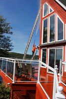 HOME WASHING & GUTTER CLEANING SERVICES