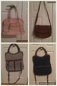 Sacoches et portefeuille à vendre / Handbags and wallet for sale