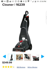 Bissel StainPro Carpet Cleaner - Heavy Duty!!!