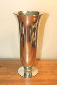 Vintage Mercury Glass Vase