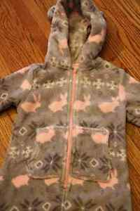 Next Winter Fleece Jumpsuit – Size 12-18 Months - NWT