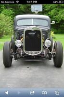 Rat rod will trade for chopper of equal value if interested