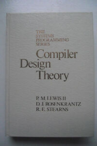 Compiler Design Theory