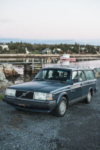 1990 Volvo 240 DL Wagon