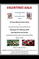 Funny Money Casino Party!!!!