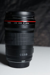 Canon EF 135 mm f/2 L as new
