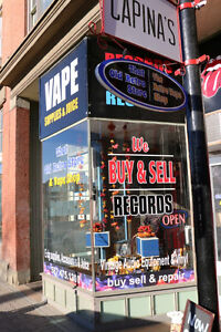 Cash For Stereo Equipment, Speakers & Vinyl Collections