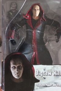 """""""SAW"""" The Jigsaw Killer Figure(Factory Sealed)(VIEW OTHER ADS)"""