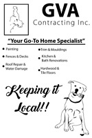 GVA Contracting Inc. - Painting & Home Renovation