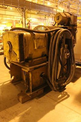 112.5 Kw Dc Output Electric Generator Powered By A 250 Hp 440 Volt Ac Motor