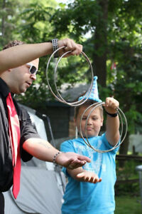 Canada Day Magician  Book Today
