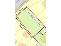 Plot of land 4 sale in gidea park Romford Essex to build a large big massive house investors welcome