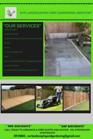 SVR LANDSCAPING AND GARDENING SERVICES