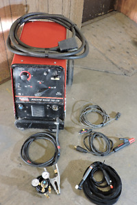 Lincoln AC high frequency TIG/ DC Stick Welder