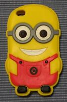 Minion Case For IPhone 4 / 4s - Yellow & Red