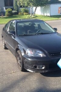 Honda civic si 1999 manuel