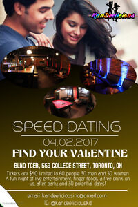 Speed ​​dating toronto über 60