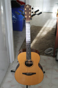 Beautiful handmade Irish acoustic for sale.