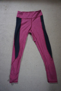 High rise active leggings. American Eagle Outfitters. Size S