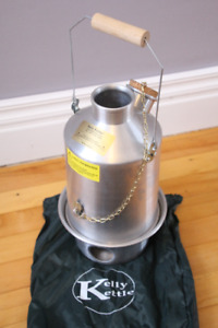 Kelly Kettle (Scout model)