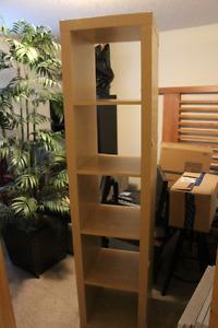 IKEA 5 Shelves Book Case