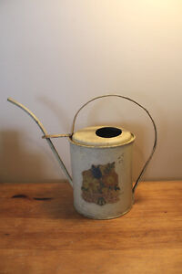 Old Child's Watering Can