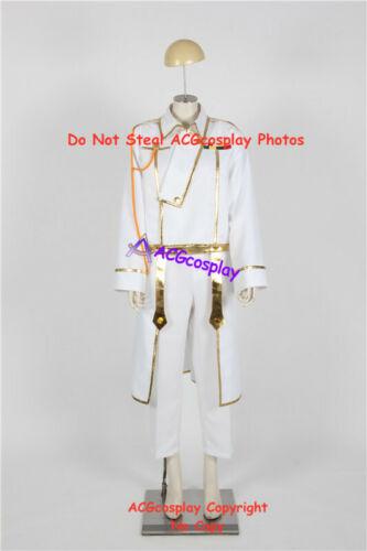 Fullmetal Alchemist white uniform cosplay costume acgcosplay costume