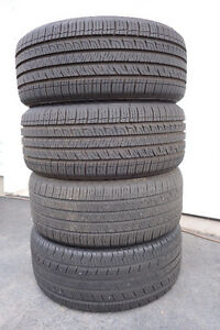 4 Tires Size 245/45/18 from Acura TL