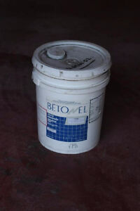 INDUSTRIAL PAINT DRY FALL LATEX GREY $250+ VALUE - GARAGE/SHACK? West Island Greater Montréal image 1