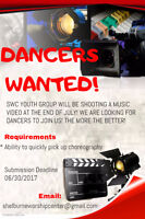 IN NEED OF DANCERS!!