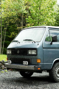 Volkswagen Vanagon 1986 Sunroof