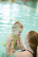 PARENT & TOT DROP-IN SWIM LESSONS - WATERLOO