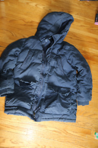GAP - Navy Blue Down Filled Winter Jacket - XL (12)