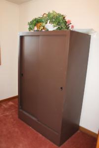 Steel Wardrobe/closet