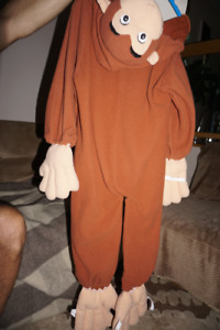 costume singe Curious George