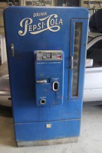 VMC PEPSI 110  MACHINE